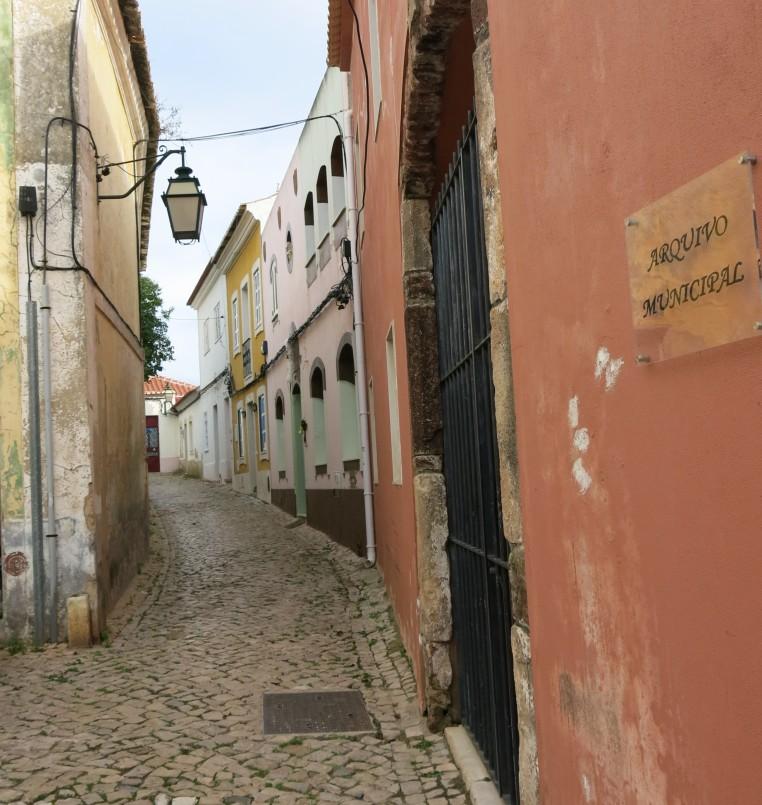 The Museu Municipal de Arqueologia de Silves - Algarve