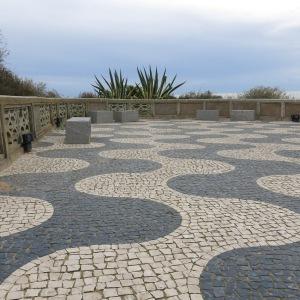 Sidewalk in Portugal