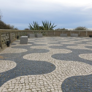 Sidewalk in Portugal