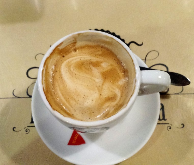 Afterrnoon Coffee
