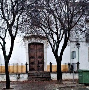 Side Door of the Igreja de São Francisco - Tavira - Algarve