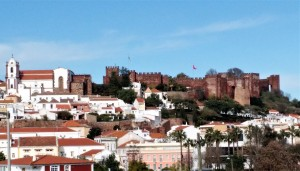 Moorish Castle on the Hill