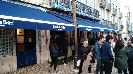 Pastelaria de Bélem - Lisbon