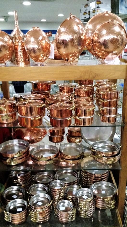 Portuguese Copperware