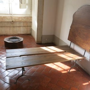 Monk's Bed - Convento de Mafra