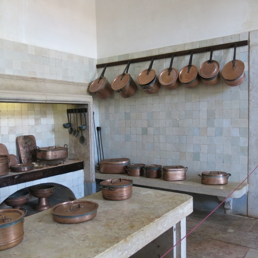 Infirmary Kitchen - Convento de - Mafra