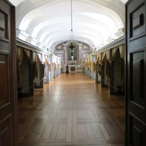Monk's Cells - Convento de Mafra