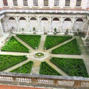 Interior Courtyard - Palácio de Mafra