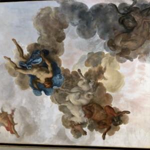 Ceiling Mural - Palácio de Mafra