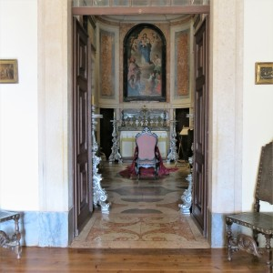Private Chapel - Palácio de Mafra