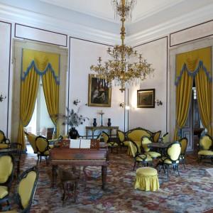Music Room - Palácio de Mafra