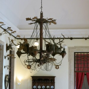 Trophy Room - Palácio de Mafra