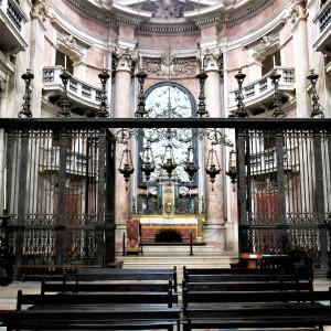 The Altar - The Basilica - Mafra