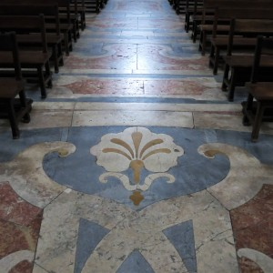 Tile Floor - The Basilica - Mafra