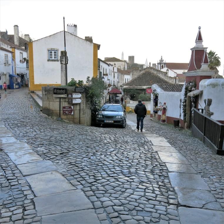 Rua Direita - Óbidos - Portugal