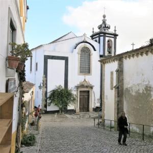 Igreja de Santa Maria - Óbidos - Portugal