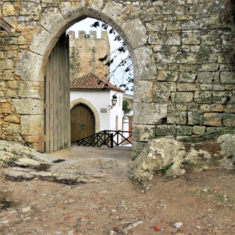 Home inside the Castle Walls - Óbidos - Portugal