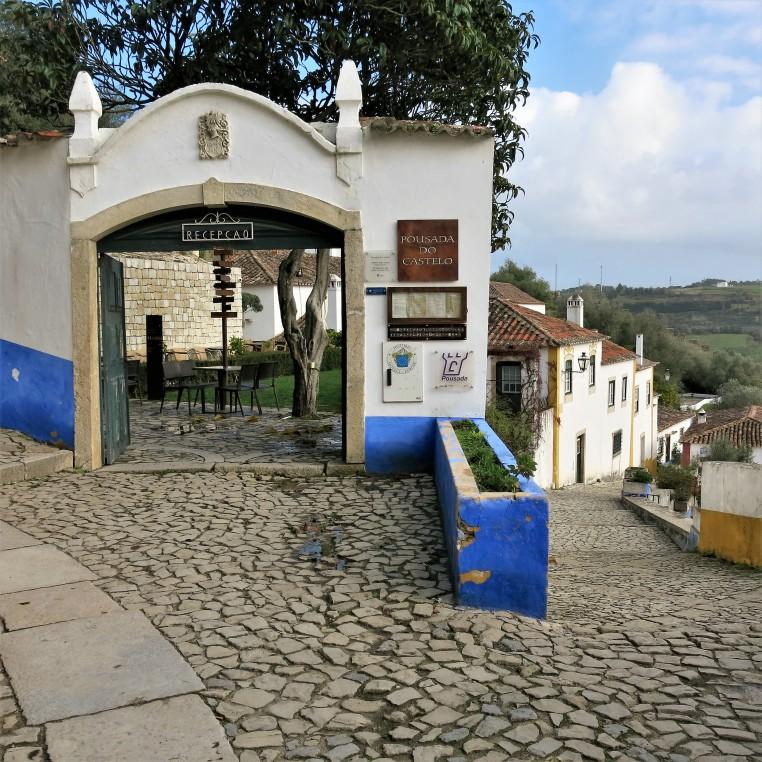 Pousada do Castelo - Óbidos - Portugal
