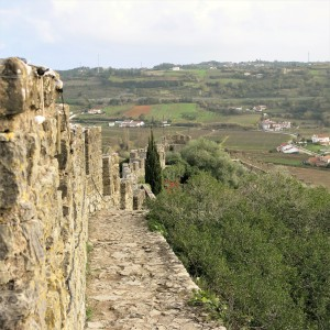 Castle Walls - Óbidos - Portugal