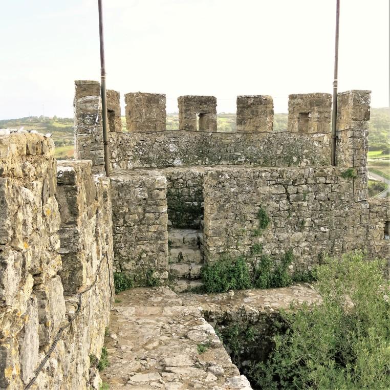 Castle Walls - Óbidos - Portugal