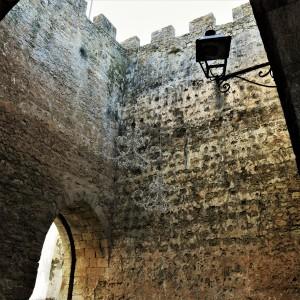 Entry of the Castelo de Óbidos - Portugal
