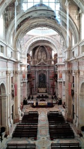 The Basilica - Mafra