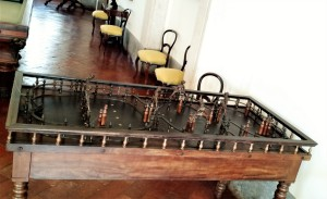 Early Foosball Table? - Palácio de Mafra