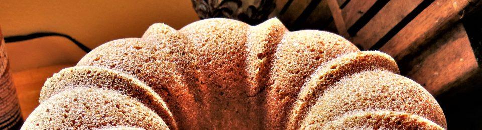 Almond Bundt Cake, Gluten-Free