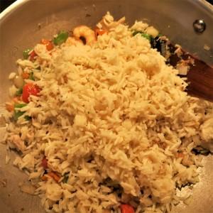 Chaufa Rice (Peruvian Fried Rice)