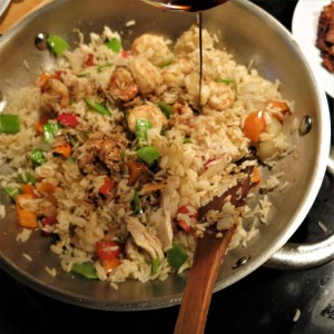 Chaufa Rice (Peruvian Fried Rice)
