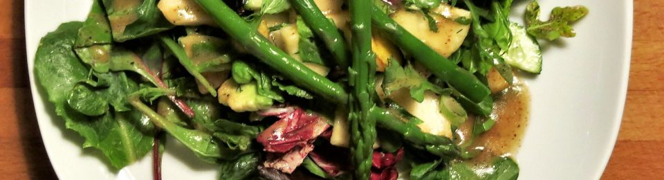 Field of Greens Salad
