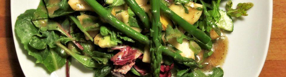 Field of Greens Salad