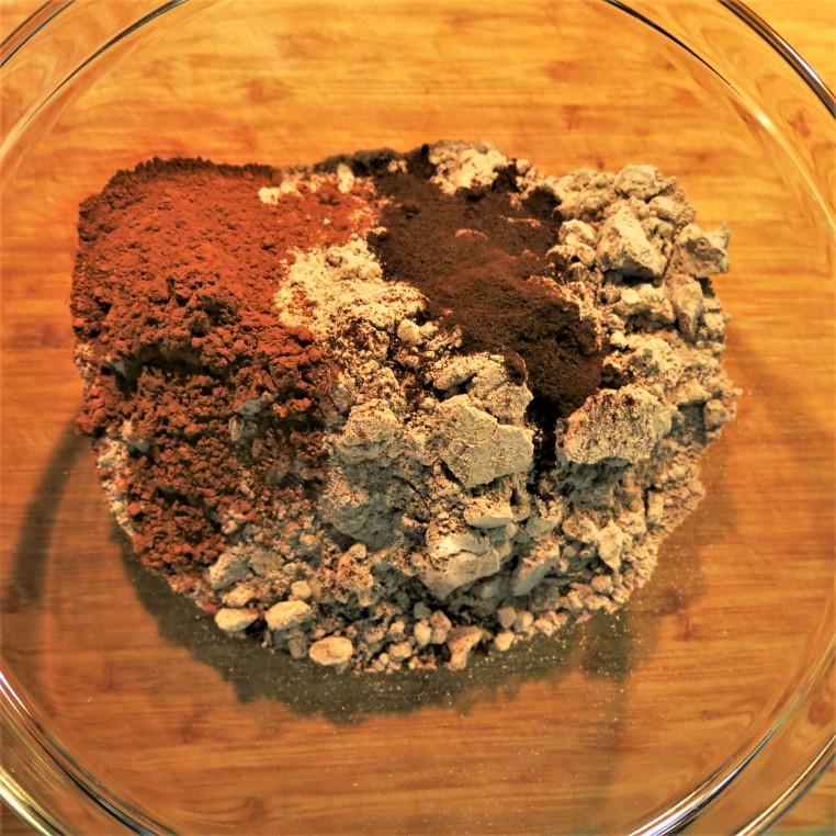 Chocolate-Cherry Loaf Cake