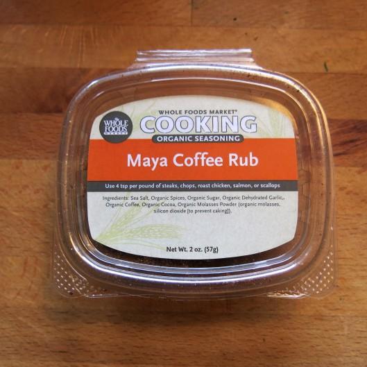 Maya Coffee Rub