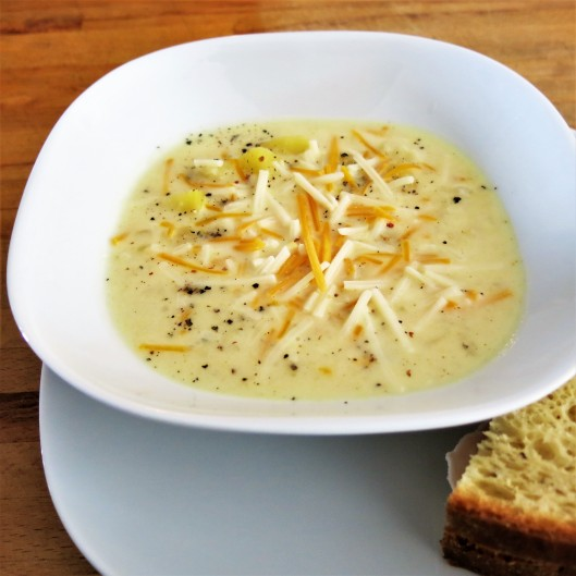 Basic Potato Soup