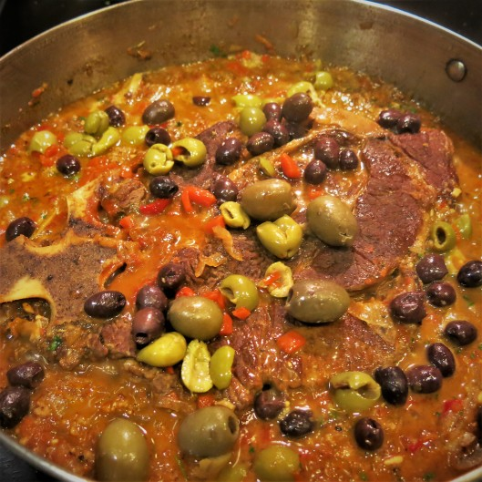 Iberian Peninsula Braised Beef