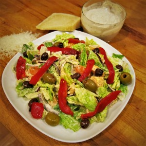 Spanish Caesar Salad