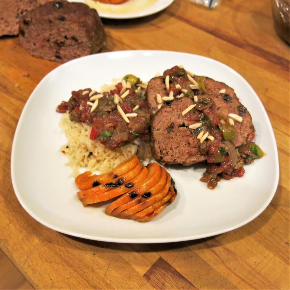 Meatloaf, Cuban-Style