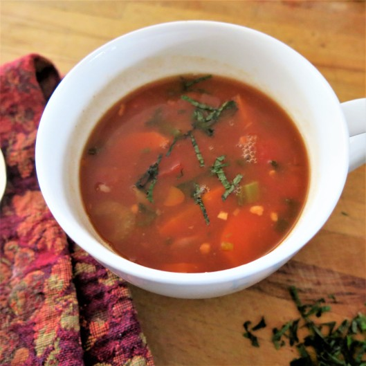 Afghan Vegetable Soup