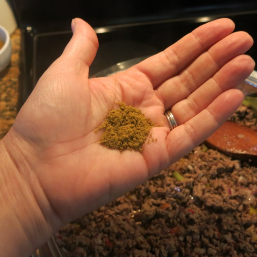 Toasted Whole Cumin Seeds, Ground