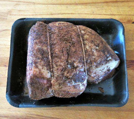Sunday Dinner Rump Roast with Onion Gravy